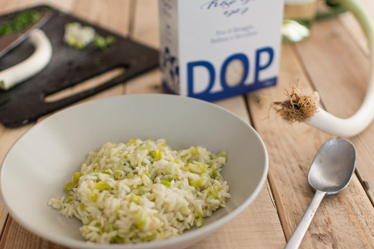 Ricette piemontesi risotto ai porri il blog shopiemonte for Ricette piemontesi