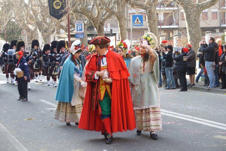 Feste e sfilate di Carnevale in Piemonte a marzo
