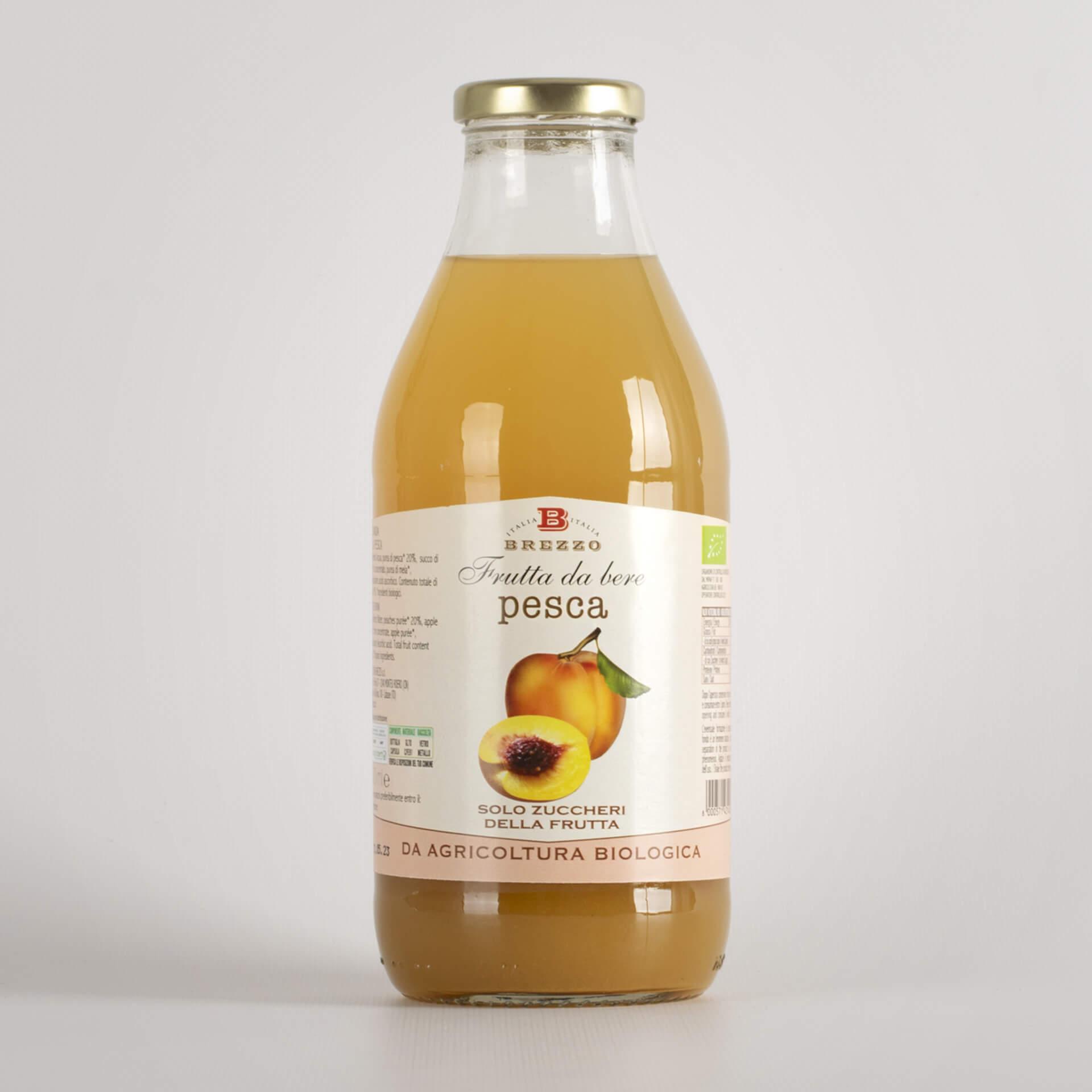 The Fruit Drink Peach Bio