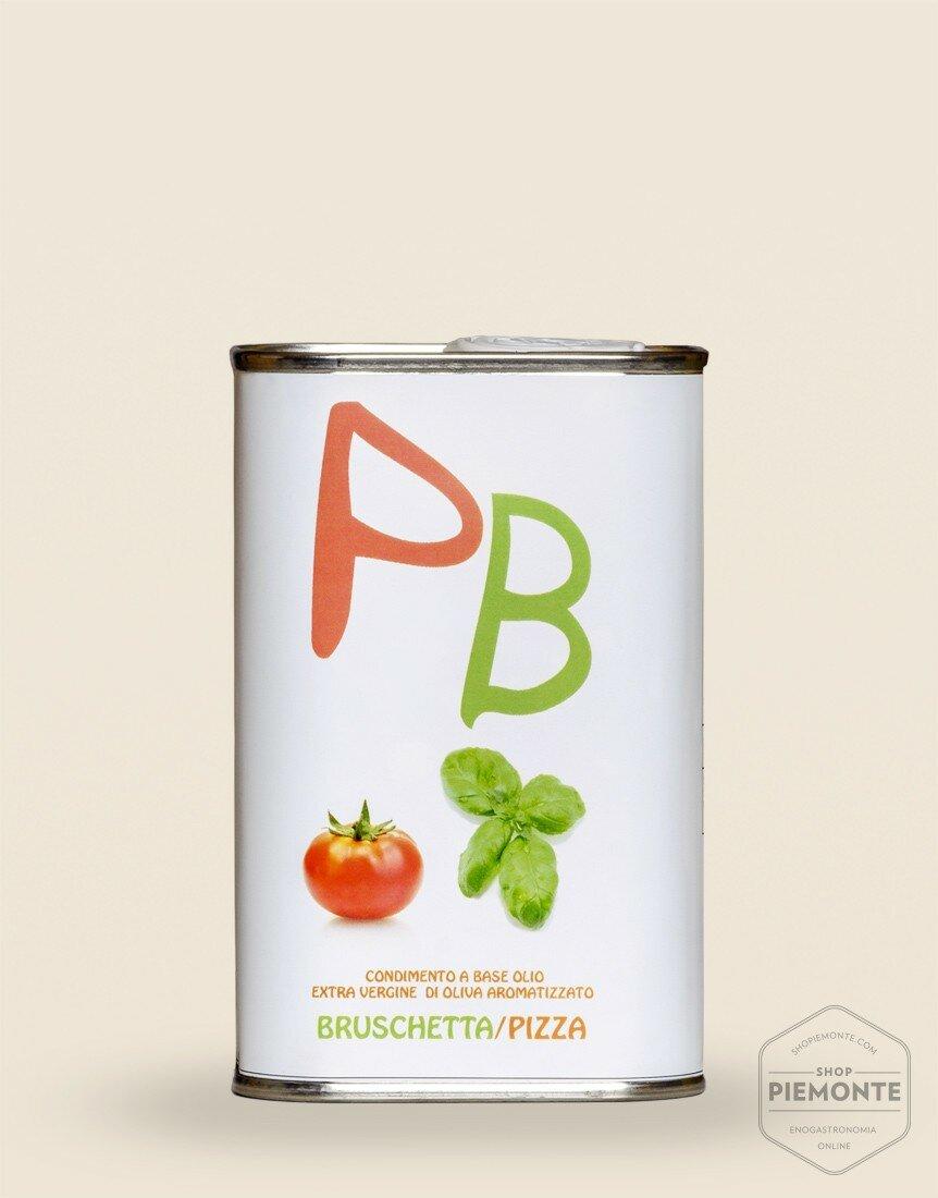 Olio aromatizzato per Pizza 100ml
