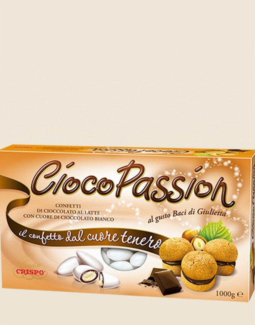Confetti Ciocopassion Baci di Giulietta