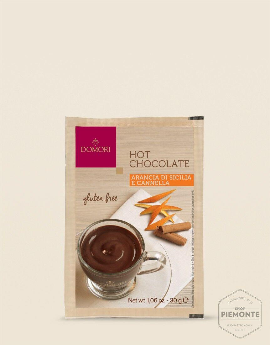 Domori Powder Preparation for Hot Chocolate - Orange and Cinnamon