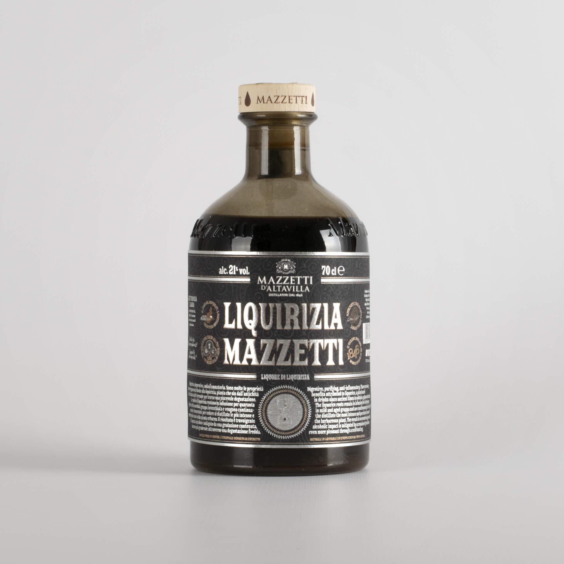 Liquore di Liquirizia Mazzetti