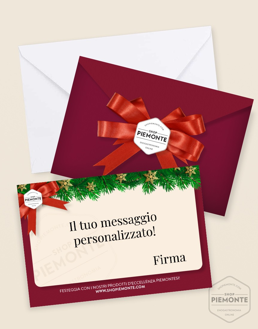 Greeting Card with Customizable Message