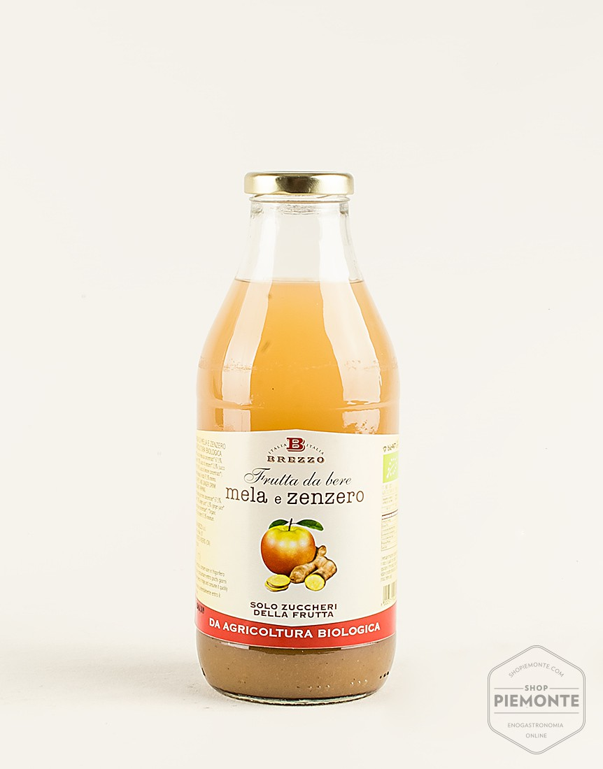 Fruit to drink Organic Apple and Ginger