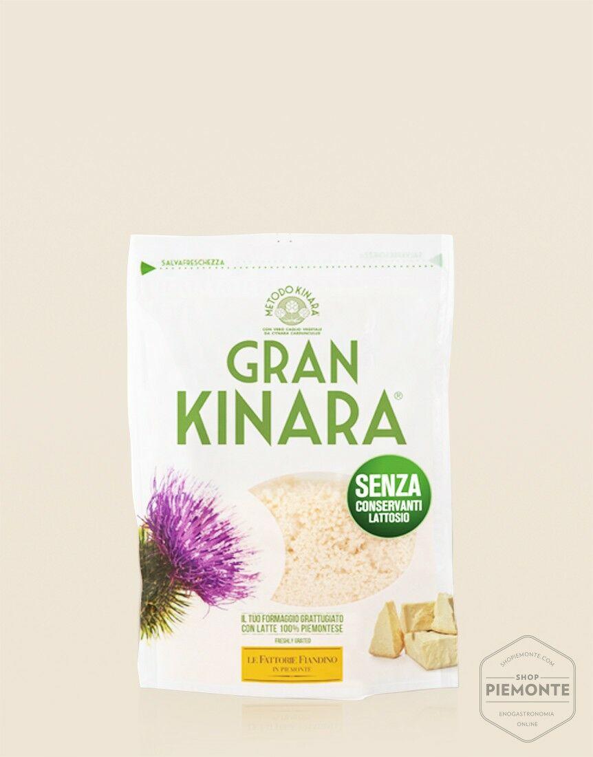 Gran Kinara Cheese Grated