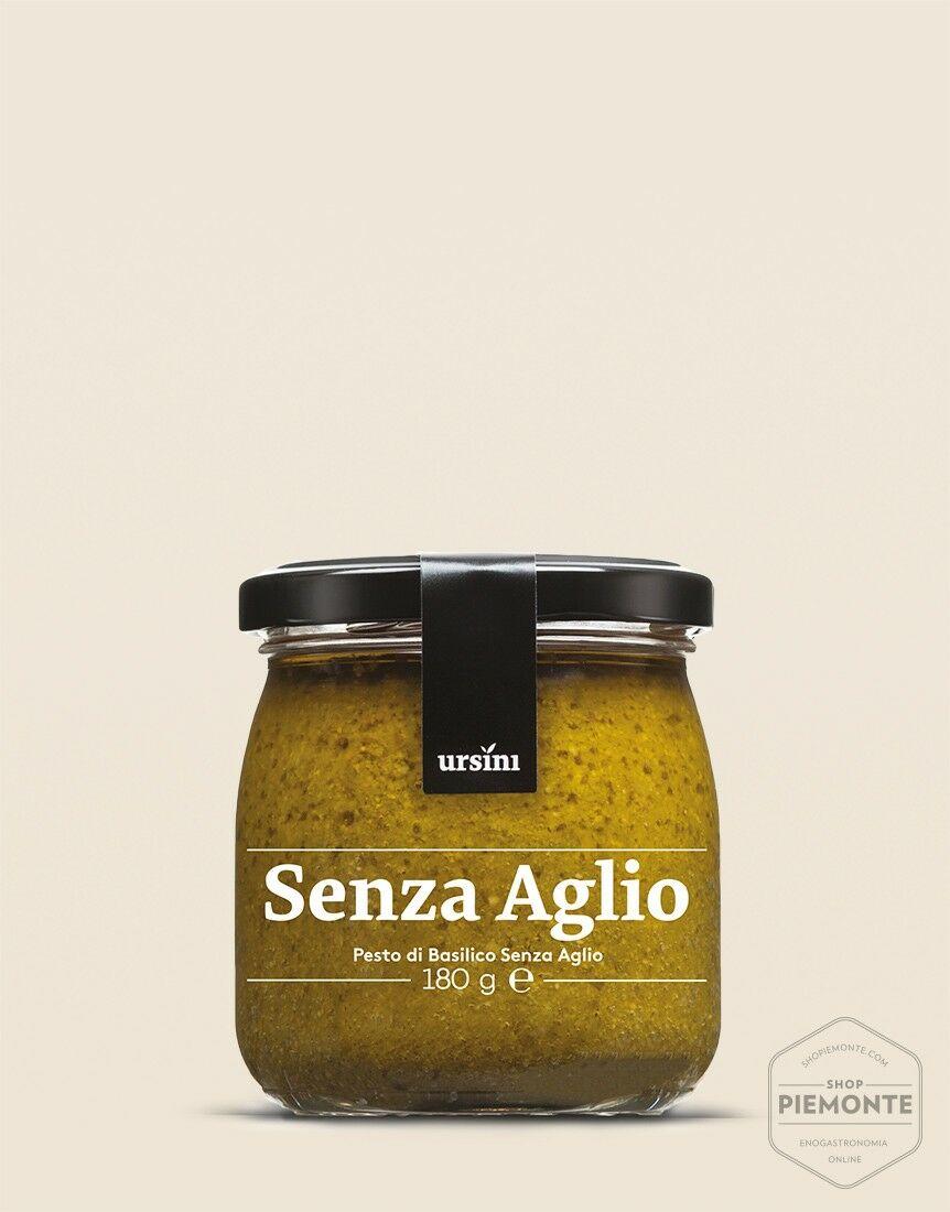 Pesto senz'aglio