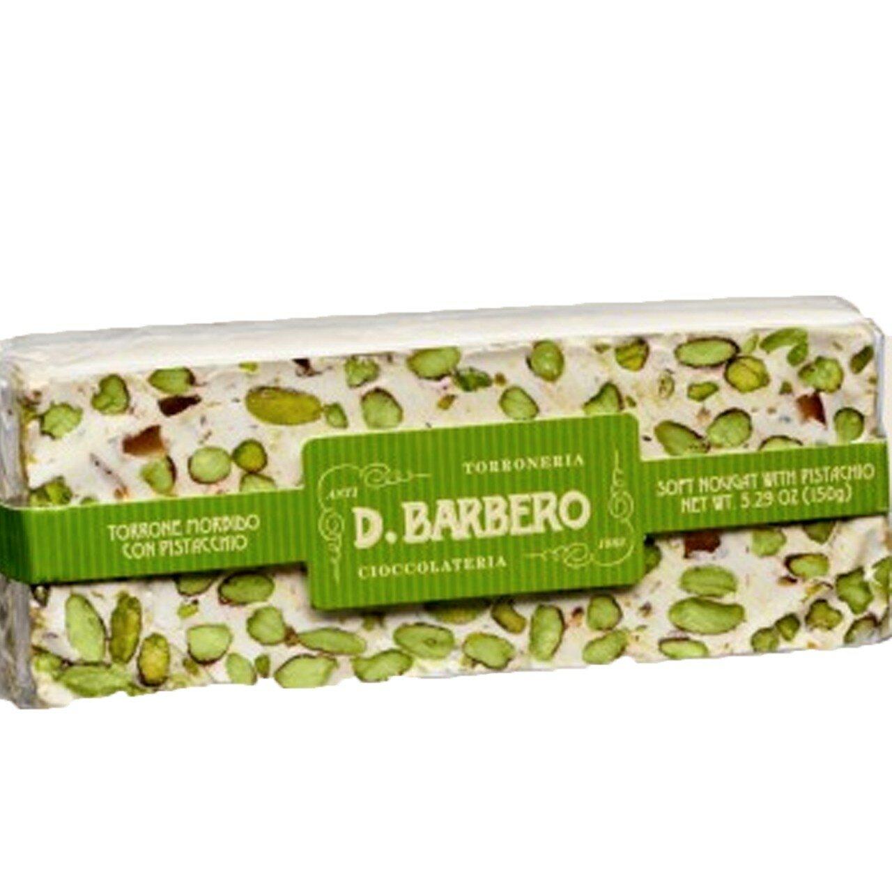 Torrone morbido al pistacchio gr.  150