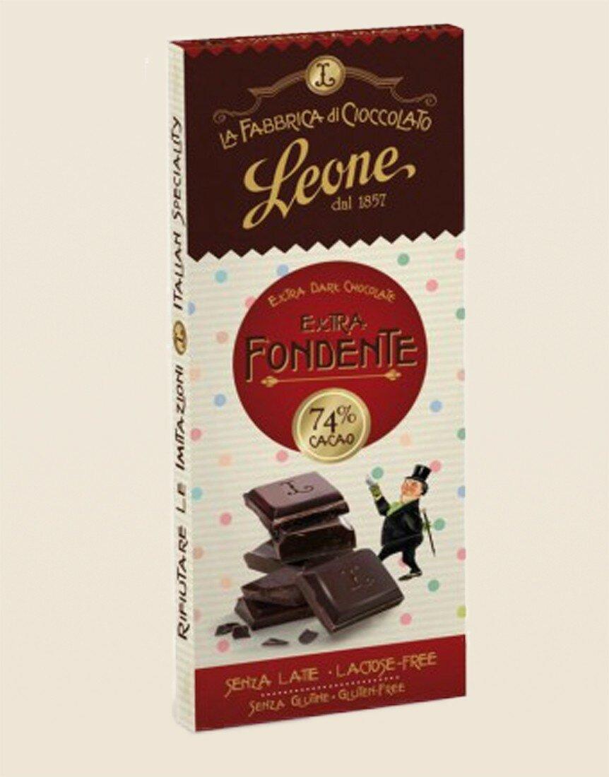 Dark Chocolate 74 % Cocoa Bar