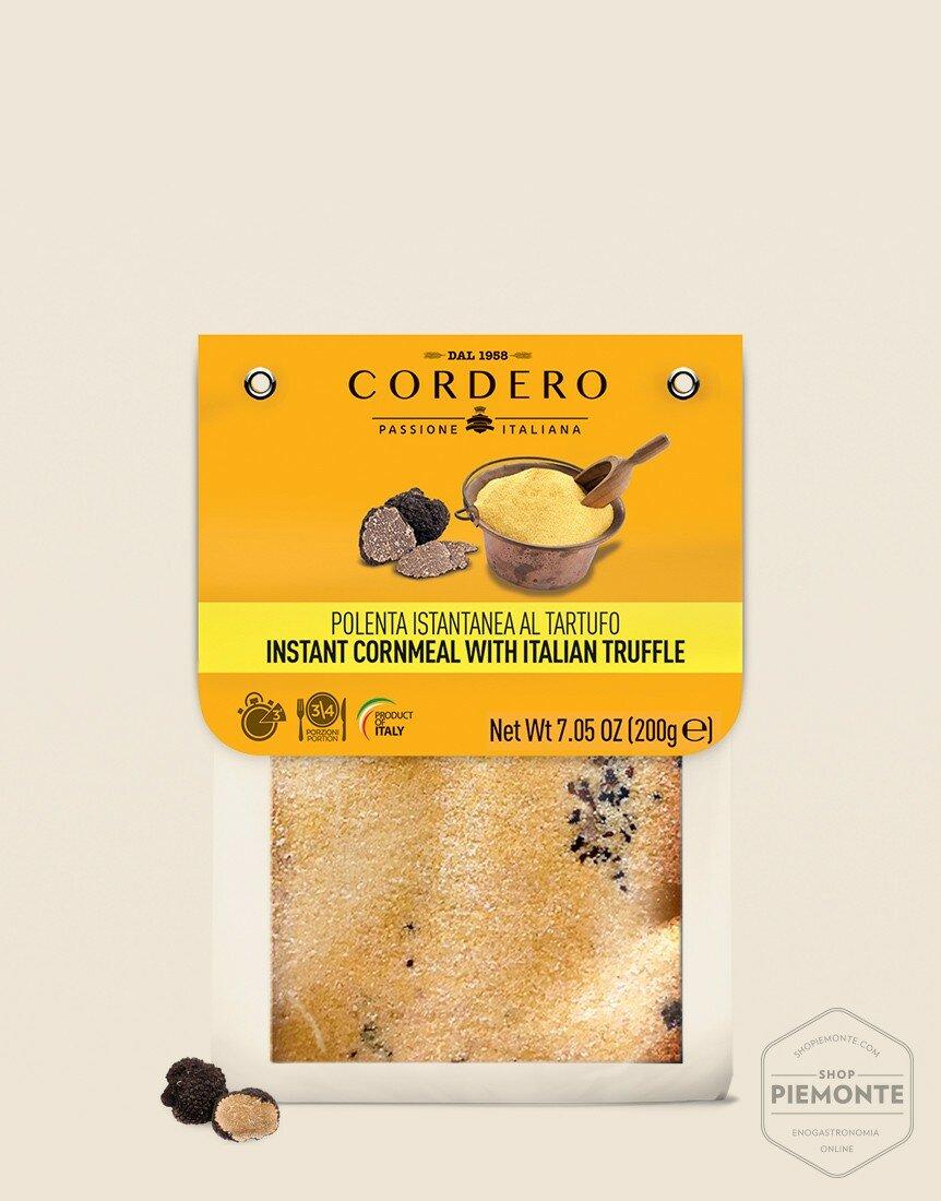 Instant Polenta with Truffle 200g