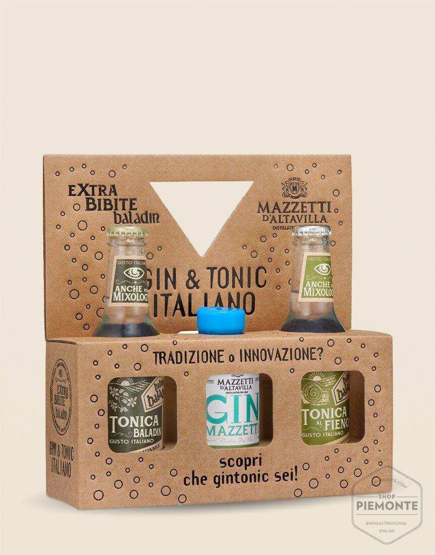 Gin & Tonic Italiano Mazzetti Baladin