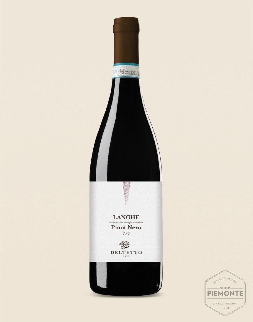 Langhe Pinot Nero 2018 BIO