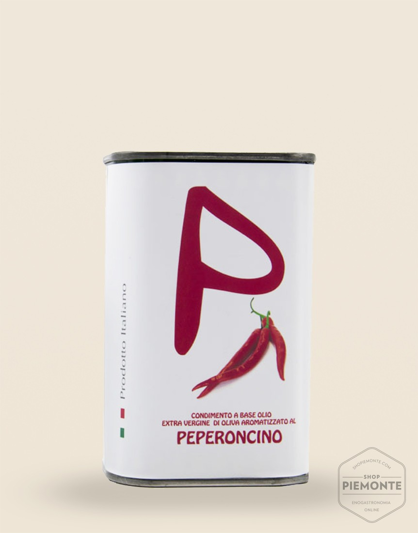 Olio aromatizzato al Peperoncino 100ml