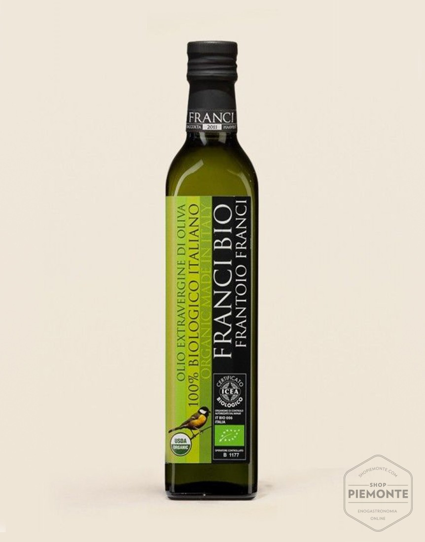 FranciBio - Olio Extravergine di Oliva  0,5l