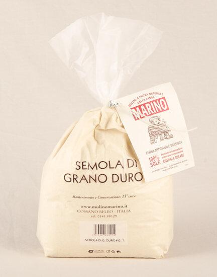 Semola di grano duro Bio - 1kg