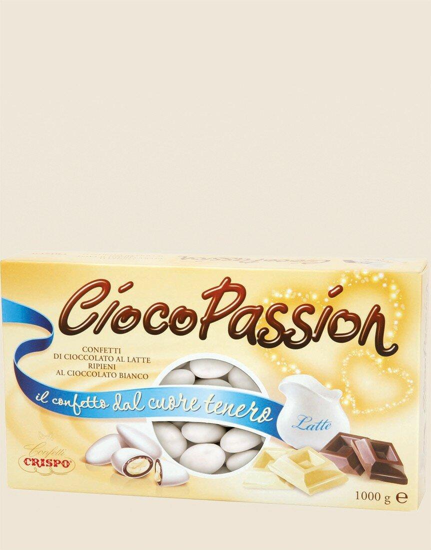 CiocoPassion White Chocolate Dragées