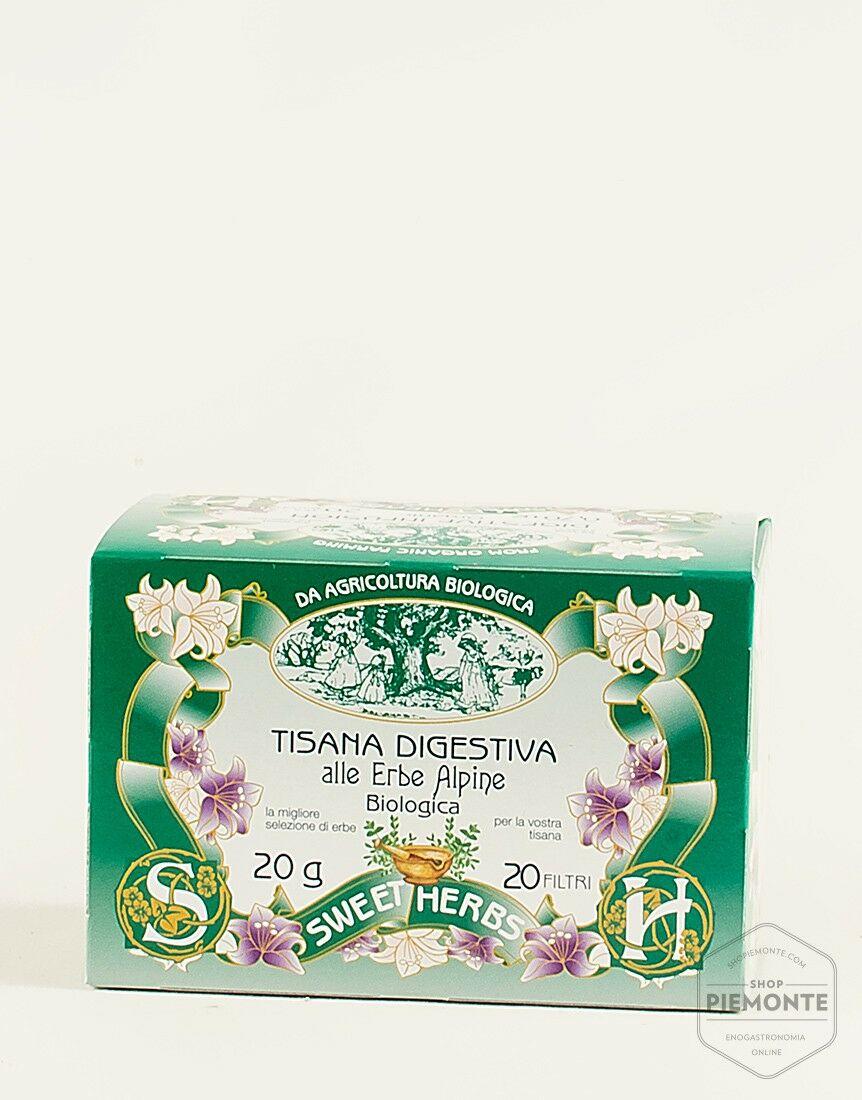 Tisana Digestiva Bio