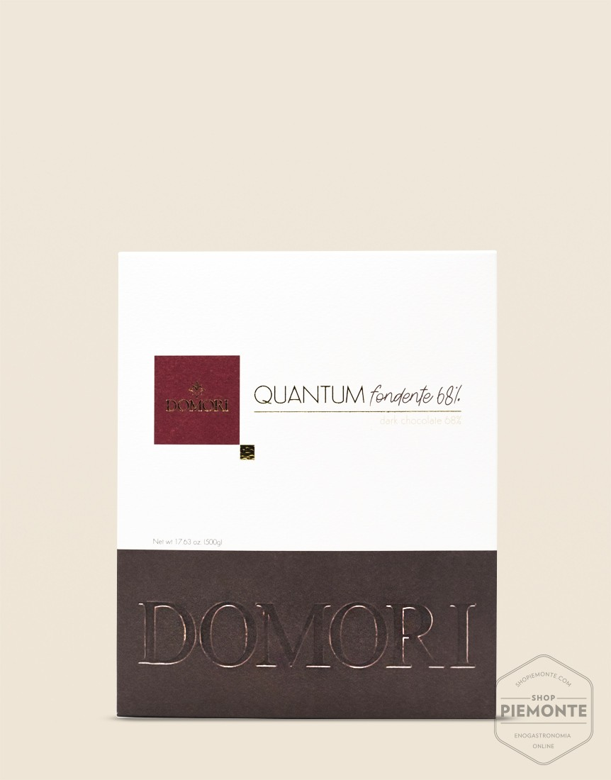Quantum Domori Fondente 500gr