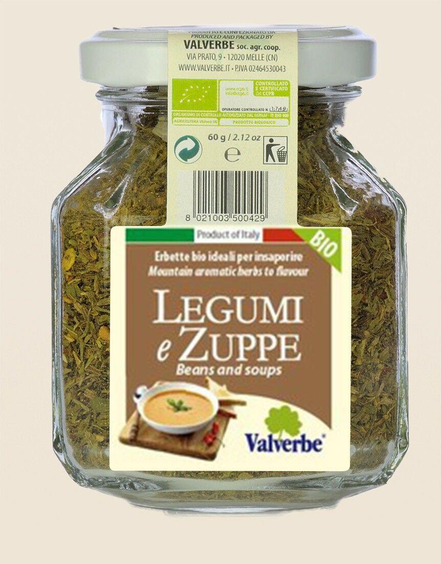 Condimento per Legumi e Zuppe Bio