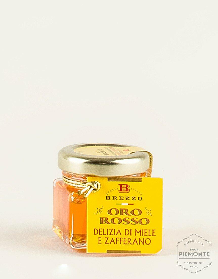 Delizia di miele e Zafferano 40 g