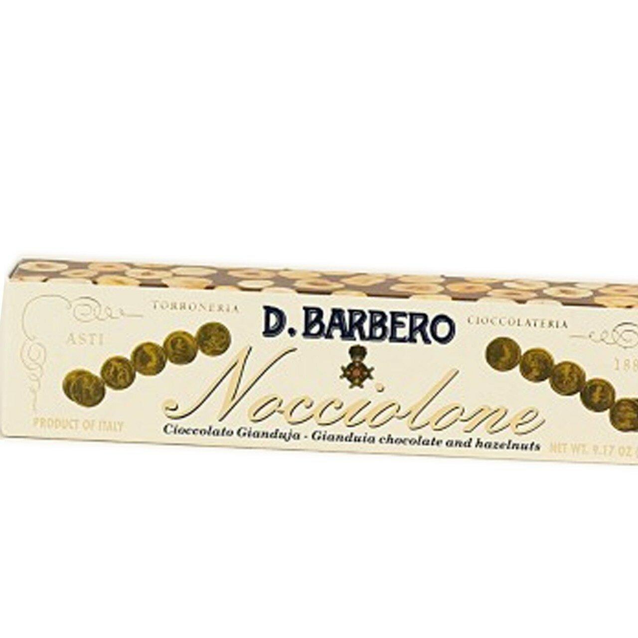 Nocciolone soft Chocolate Gianduja with Piedmont hazelnuts IGP