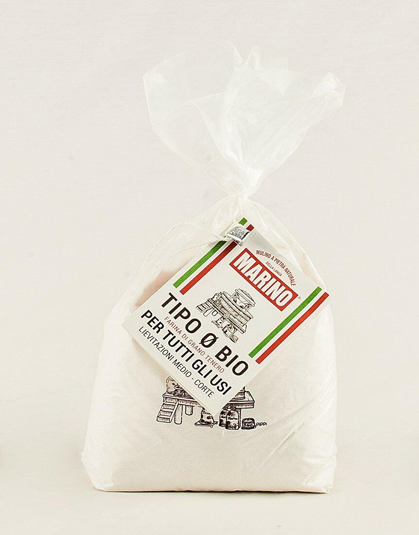 Farina bio di grano tenero tipo Ø - 1kg