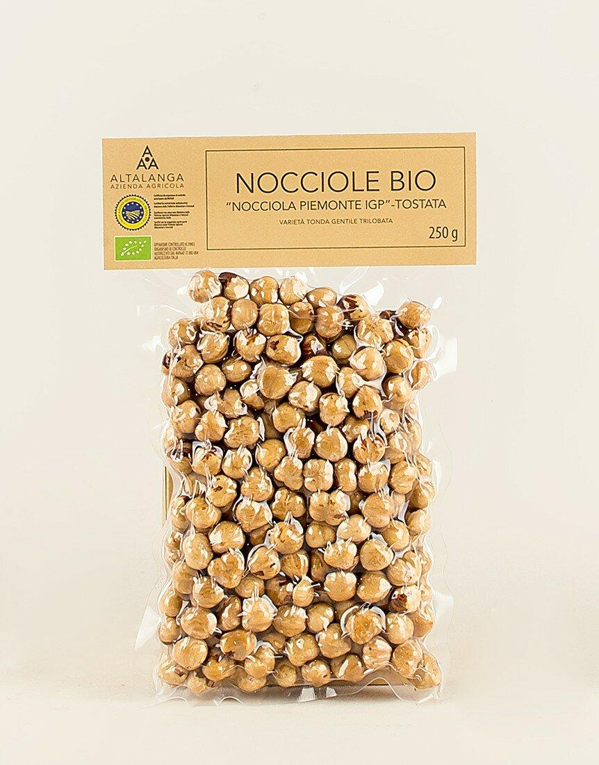 Nocciole Tostate Bio 250 g
