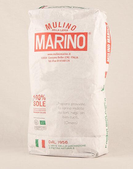 Organic soft Wheat flour - 25kg