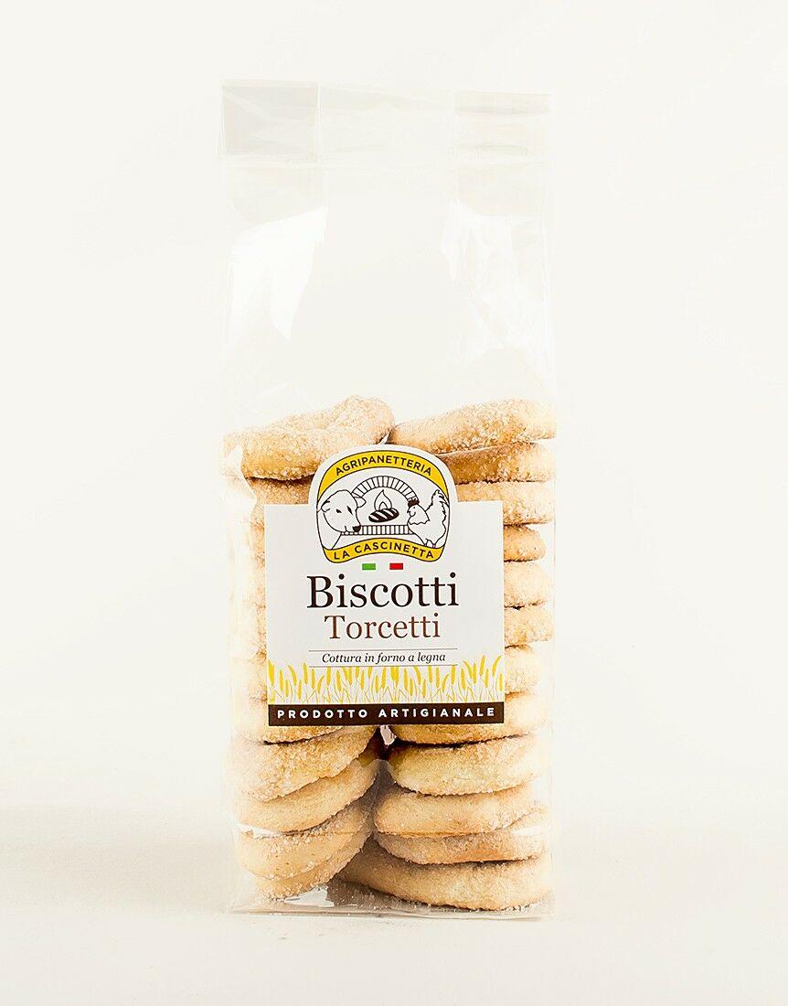 Torcetti biscuits - 300 gr