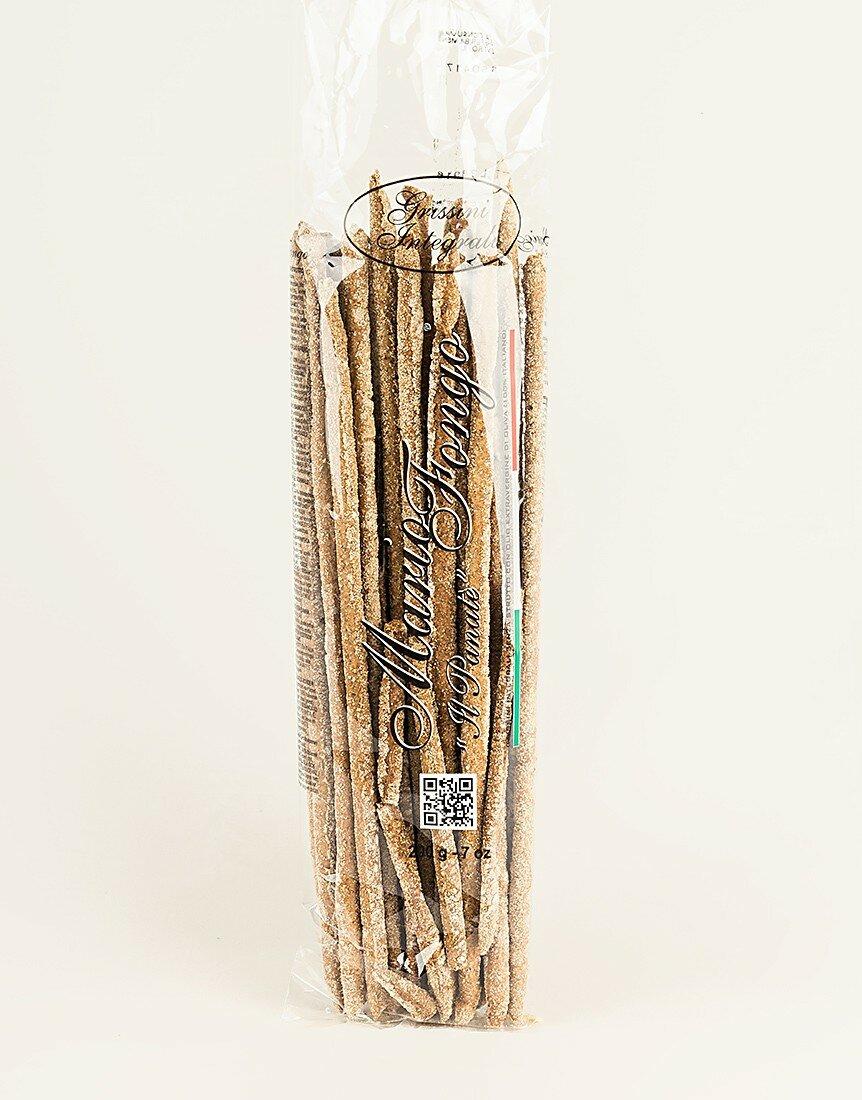 100% Wholemeal Breadsticks