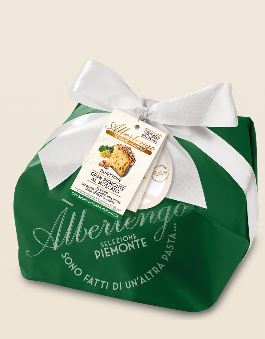 Gran Piemonte Selection with Moscato 1kg