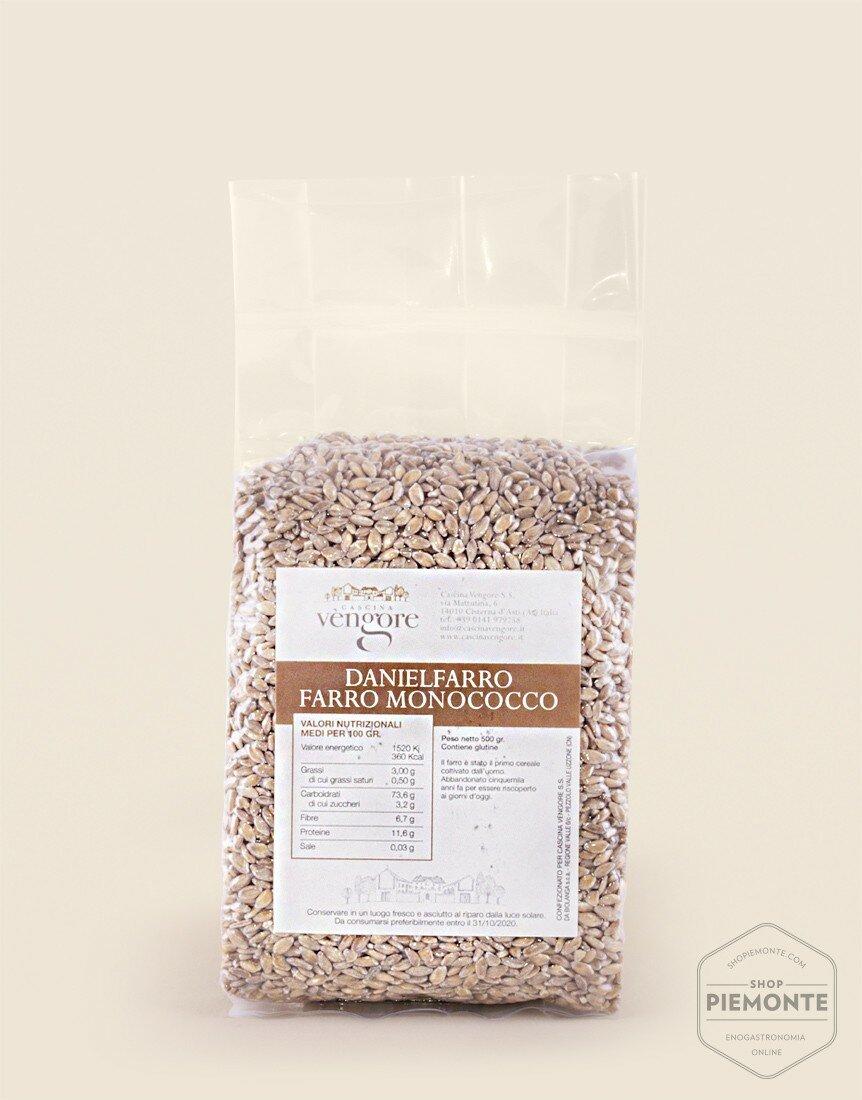 Danielfarro Farro Monococco in granella 500 g