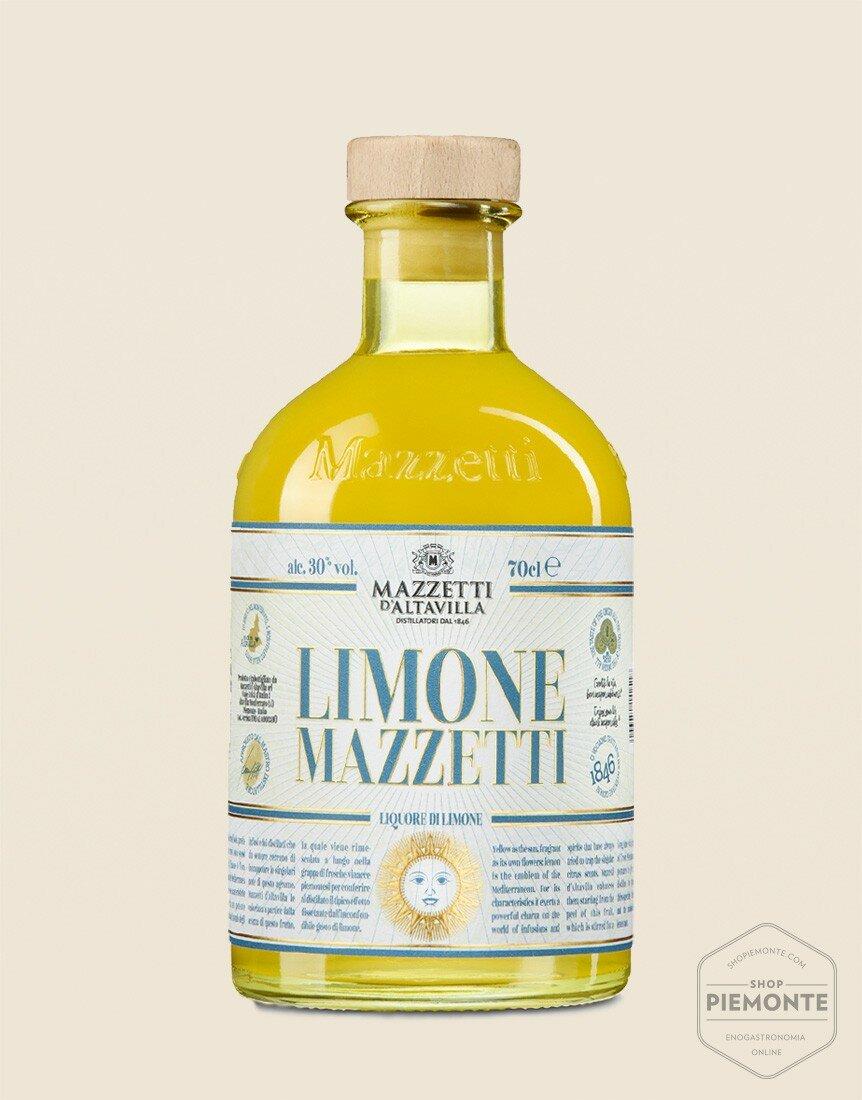 Liquore di Limone Mazzetti