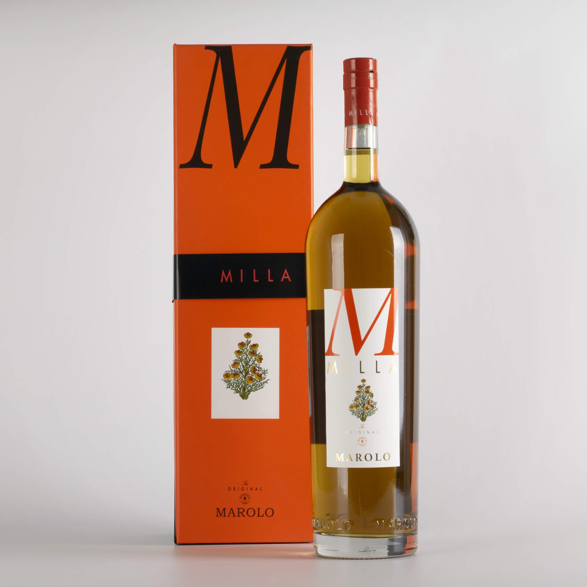 Milla Magnum Liquore alla camomilla con astuccio