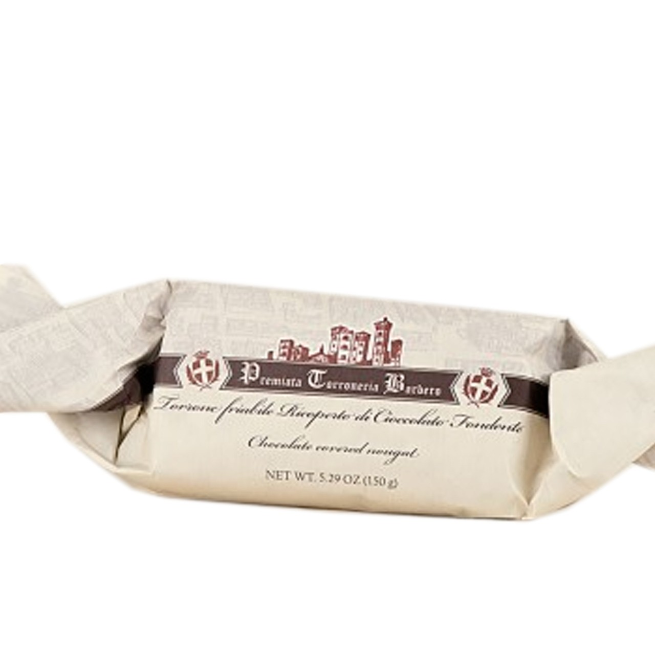 Crumbly nougat covered Line Rewarded
