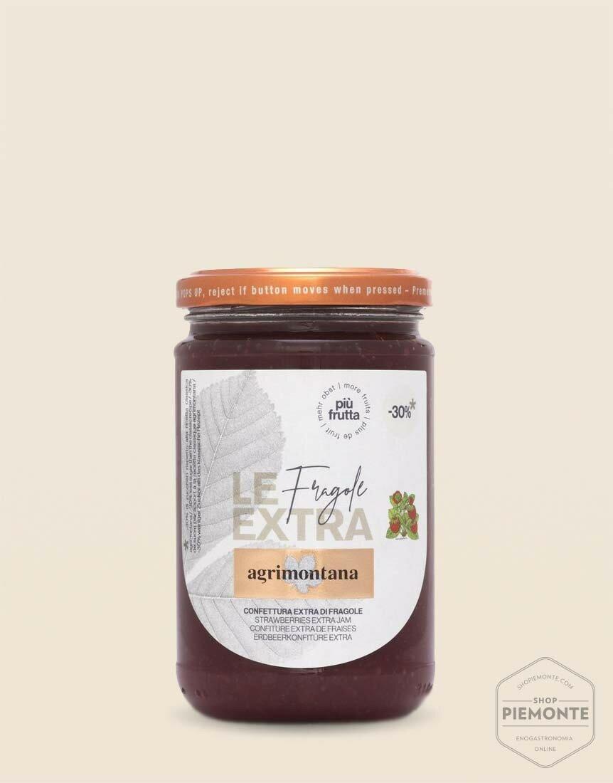 Jam The Extra Strawberry 330g with Pectin