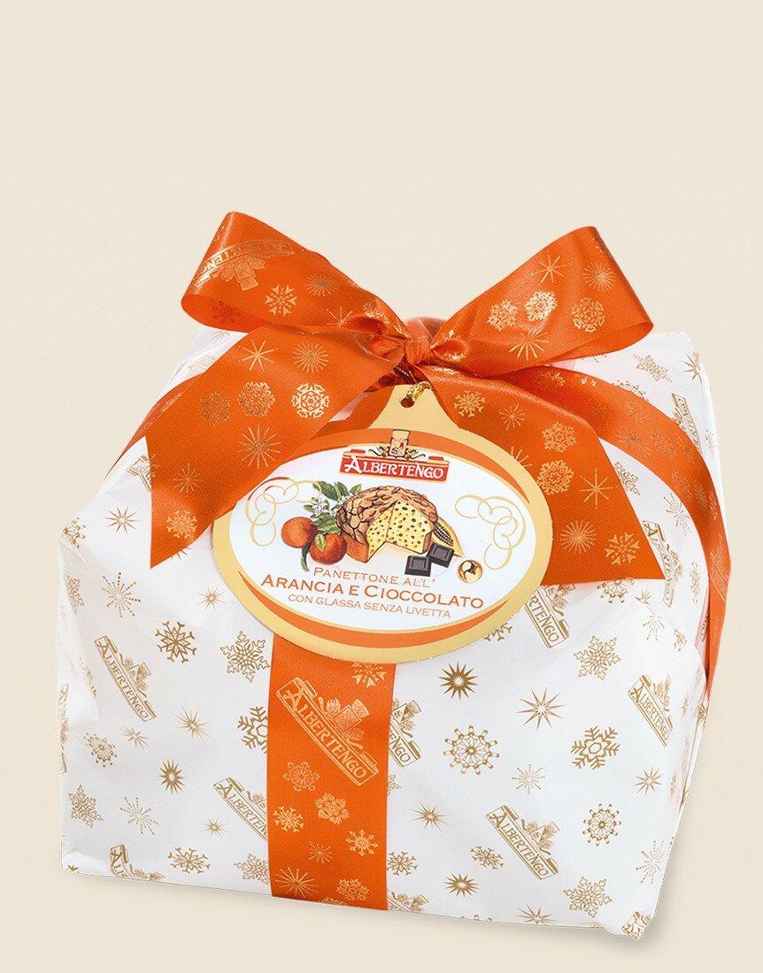 Albertengo Orange and Chocolate Panettone 1kg