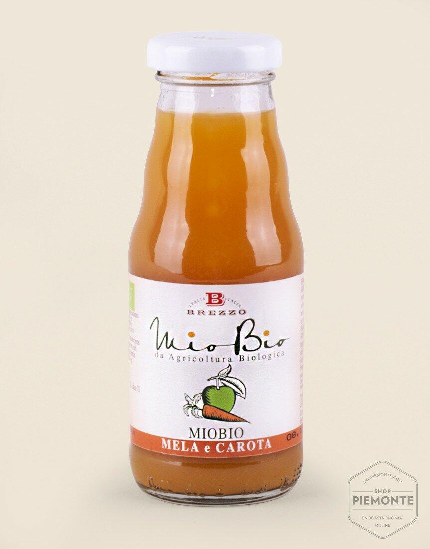 My Bio Apple and Carrot Fruit Nectar