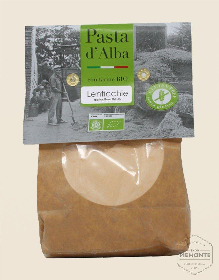 Farina di Lenticchie Rosse Bio senza Glutine 350g