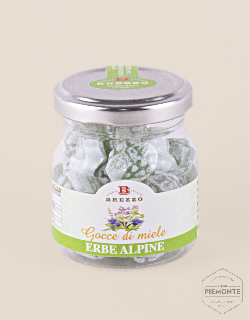 Drops Alpine Herbs