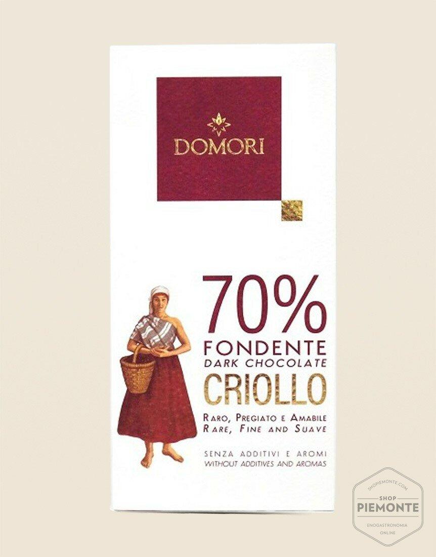 Bar Domori Bland Criollo 70% 50gr