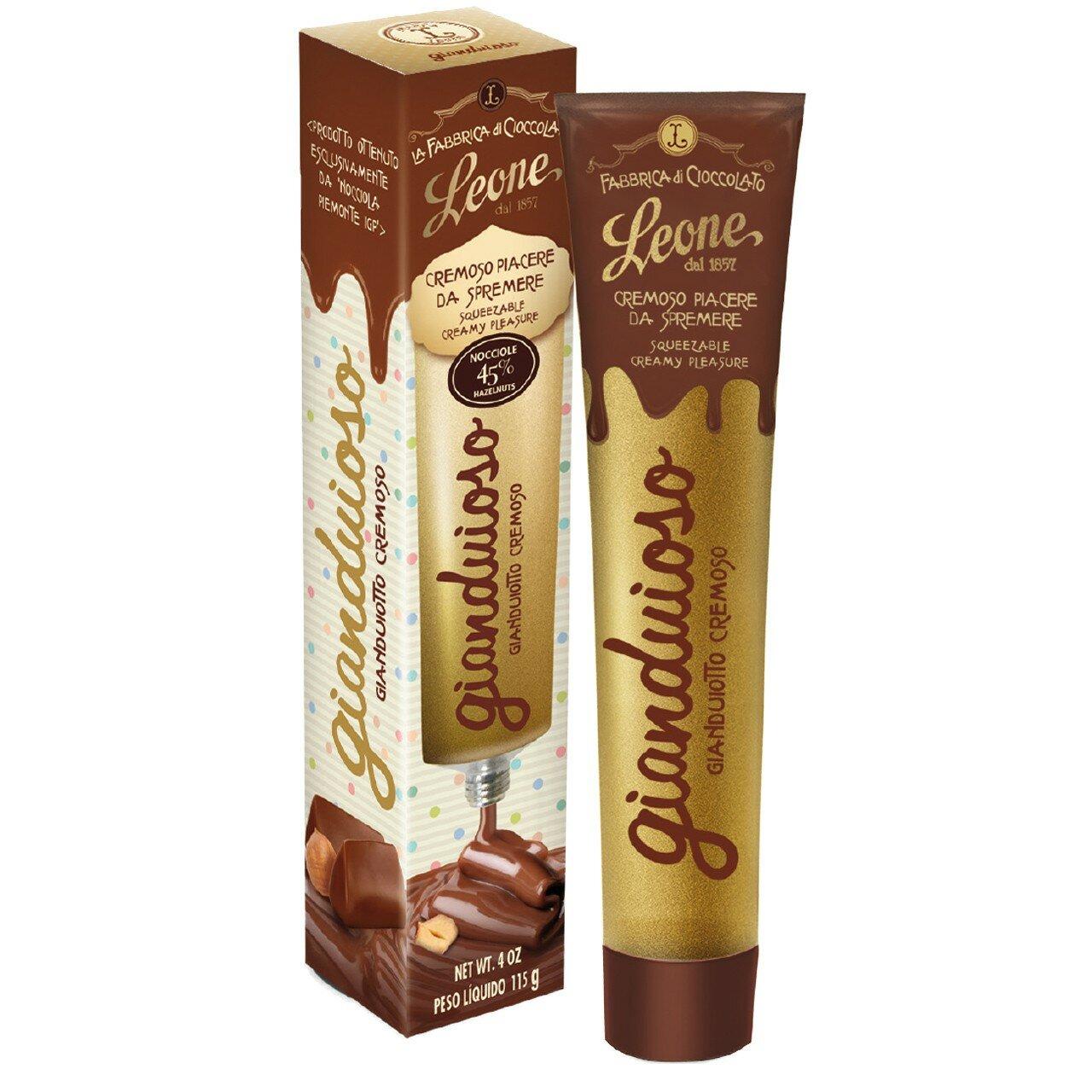 Cioccolato Cremoso Tubetto Gianduioso