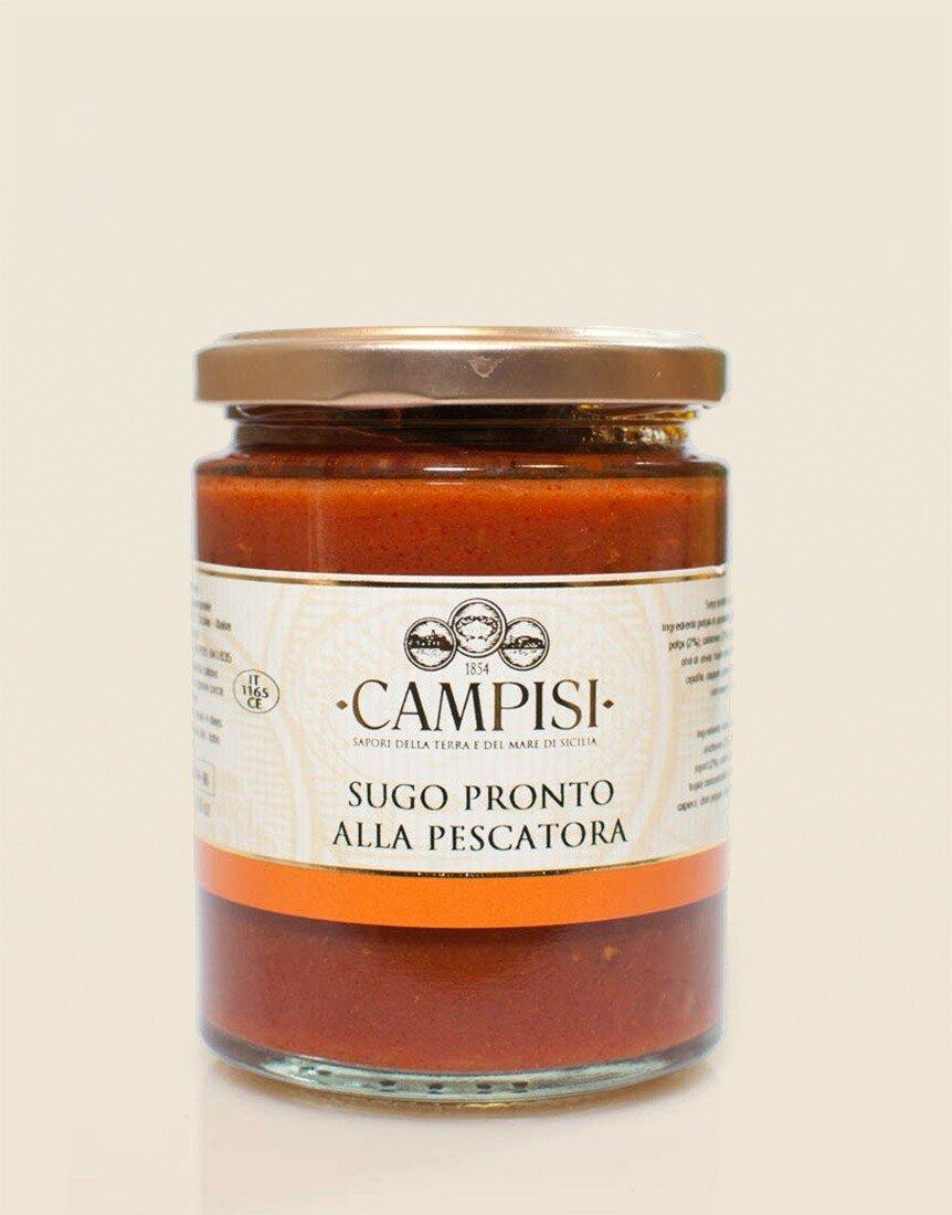 Ready-made Seafood Sauce (Pescatora)