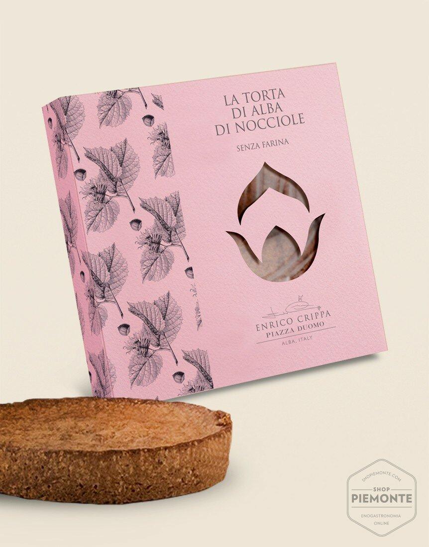 La Torta di Alba di Nocciole Piemonte IGP - Enrico Crippa