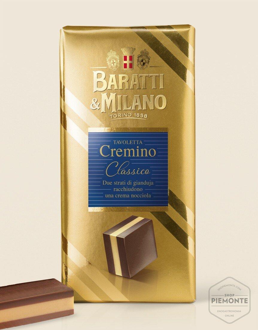 Tavoletta Cremino Classico 100g