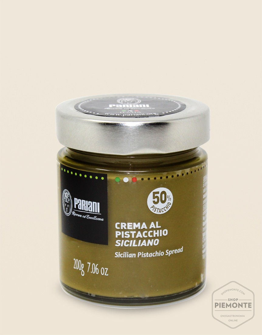 Crema Pariani al Pistacchio 200 gr