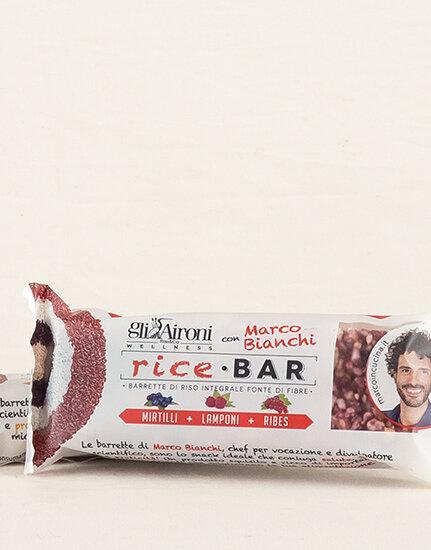 Red berries rice bar5x30g
