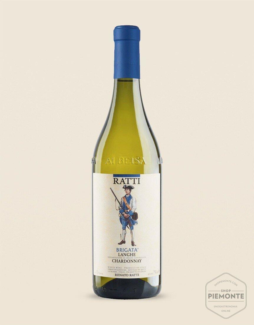 Langhe Chardonnay Brigata 2020