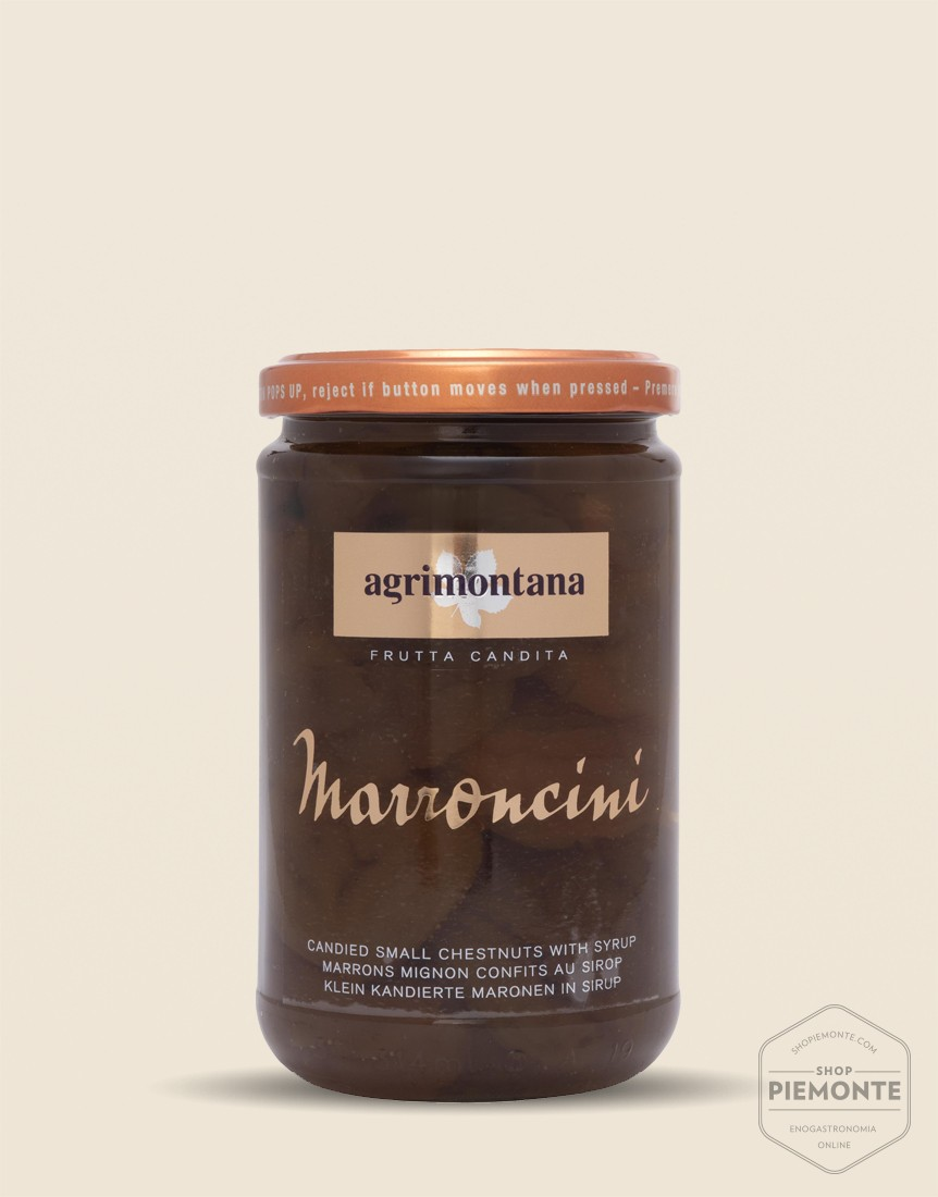 Agrimontana Mignon Chestnuts 420g
