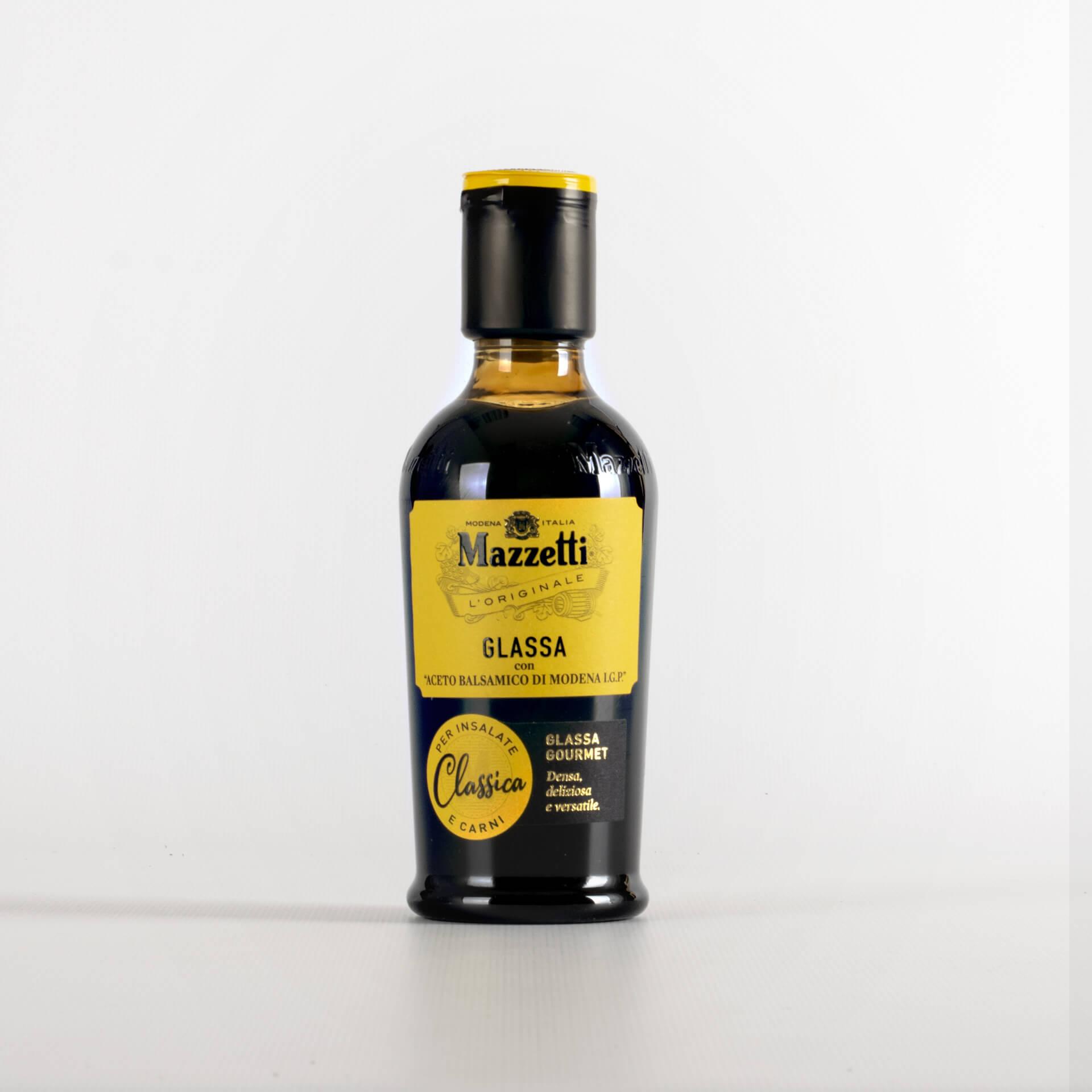 Glaze with Balsamic Vinegar